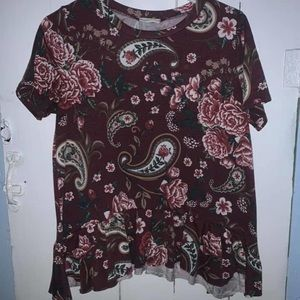 Western boutique top